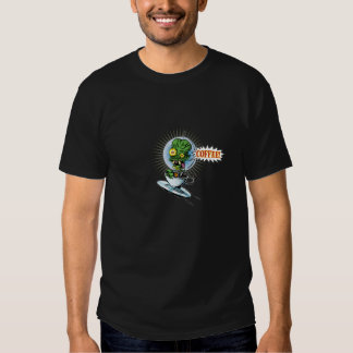 Caffeine Case from Outer Space™ Tee Shirt