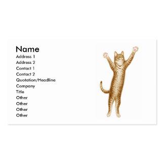 Caffeine Cat Profile Card