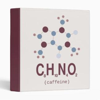 Caffeine Chemical Formula Binder
