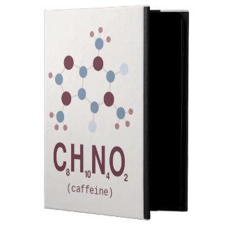 Caffeine Chemical Formula Case For iPad Air