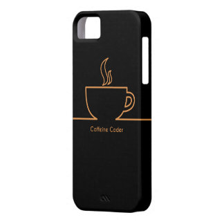 Caffeine Coder iPhone SE/5/5s Case