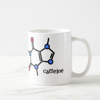 caffeine color mug
