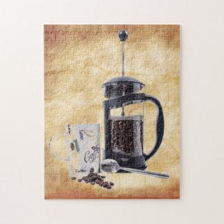 Caffeine Craving Jigsaw Puzzle