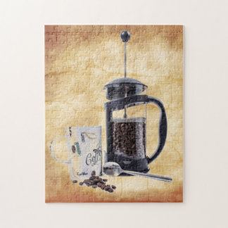 Caffeine Craving Jigsaw Puzzles