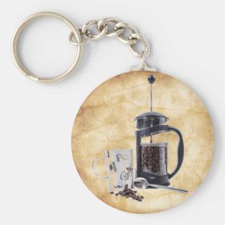 Caffeine Craving Keychain