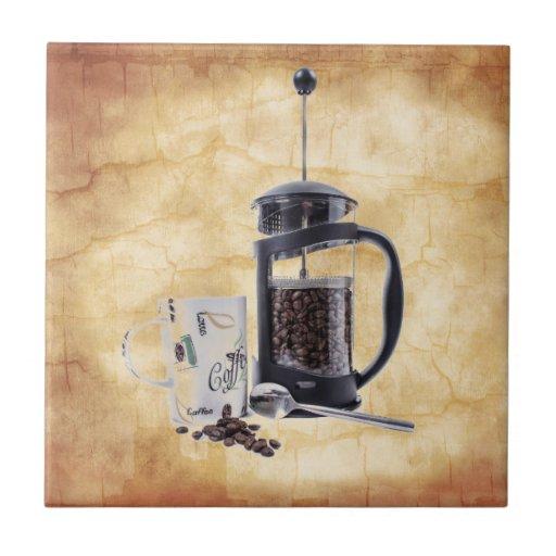 Caffeine Craving Tile