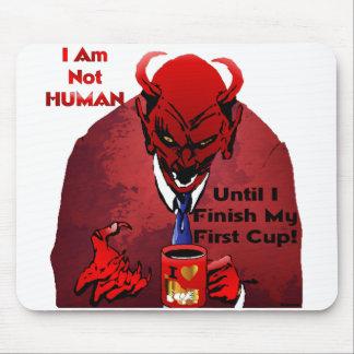 Caffeine Devil Mouse Pad
