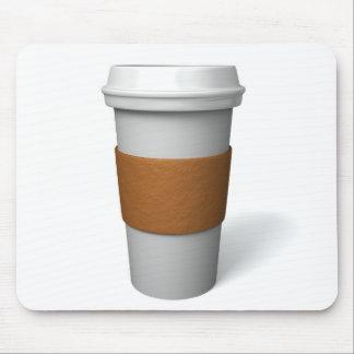 Caffeine Fix Mouse Pad