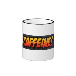 Caffeine Fix Ringer Mug
