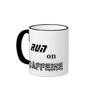 Caffeine fuel! ringer mug