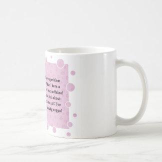 Caffeine Girl Coffee Mugs