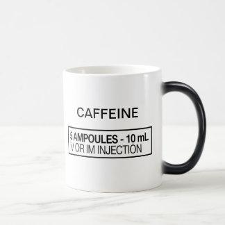 CAFFEINE IV OR IMI INJECTION MAGIC MUG
