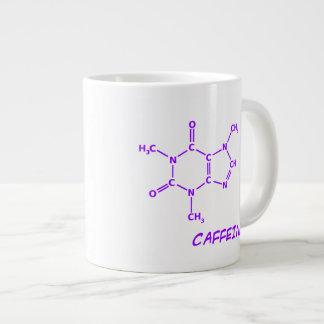 Caffeine Jumbo Mug