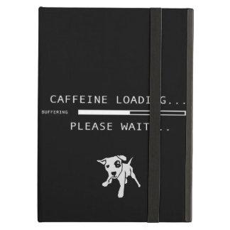 Caffeine Loading iPad Case