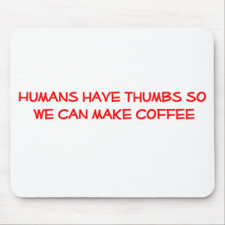 Caffeine Lover Mousepad