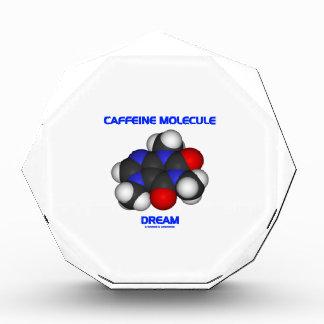 Caffeine Molecule Dream (Caffeine Molecule 3D) Award