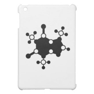 Caffeine Molecule iPad Mini Cover