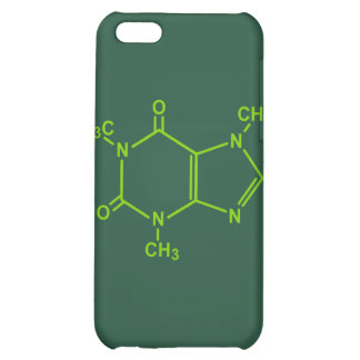 Caffeine Molecule iPhone 5C Case