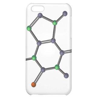 Caffeine molecule iPhone 5C cover