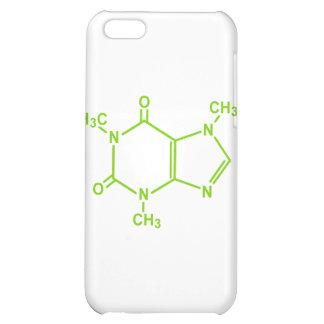 Caffeine Molecule Case For iPhone 5C