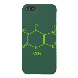 Caffeine Molecule iPhone 5 Case