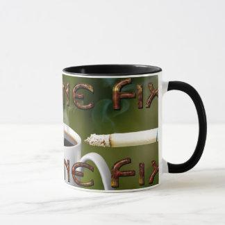 Caffeine/Nicotine Fix Mug