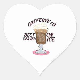 Caffeine On Ice Sticker