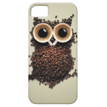 Caffeine Owl iPhone SE/5/5s Case