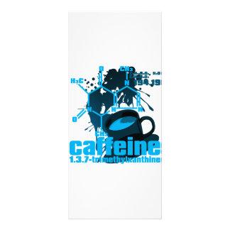 Caffeine Rack Card