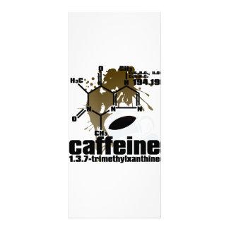 Caffeine Custom Rack Cards