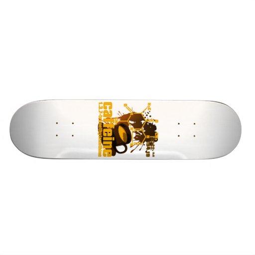 Caffeine Skate Board