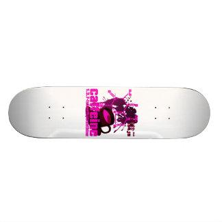 Caffeine Custom Skateboard
