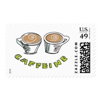 Caffeine Stamp