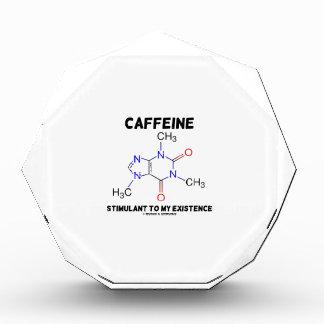 Caffeine Stimulant To My Existence (Molecule) Awards