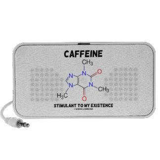 Caffeine Stimulant To My Existence (Molecule) Speaker System