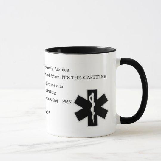 CaffeineRX Mug