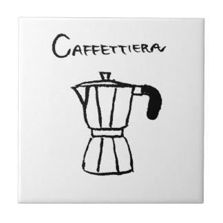 CAFFETTIERA ESPRESSO Ceramic Tile