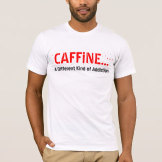 CAFFiNE/Caffeine Deffinition. T-Shirt