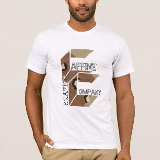 CAFFiNE CUBICALS CAMO T-Shirt