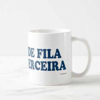 Cãƒo De Fila Da Terceira Blue Coffee Mug