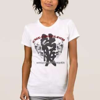 Cage Fights Japanese Style T-Shirt