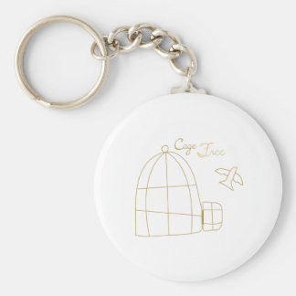 Cage Free Key Chain
