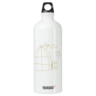Cage Free SIGG Traveler 1.0L Water Bottle