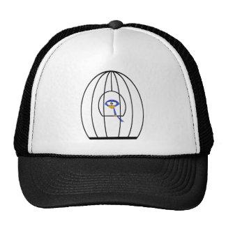 Caged Bird Hat