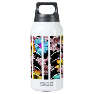 Caged Floral SIGG Thermo 0.3L Insulated Bottle