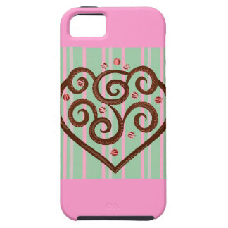 Caged Heart iPhone SE/5/5s Case