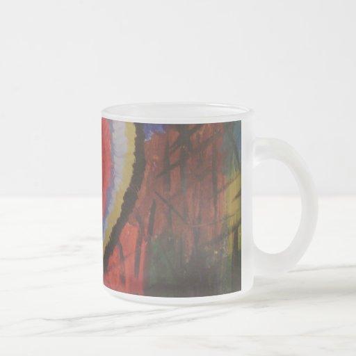 Caged Heart Mug