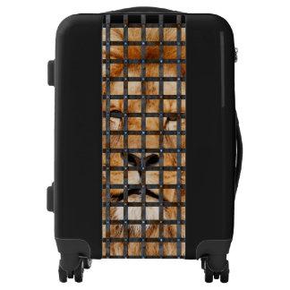 Caged Lion Ugo Luggage