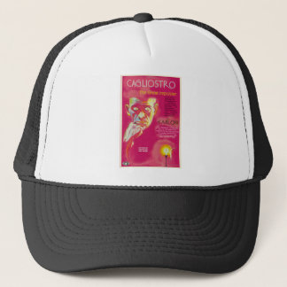 Cagliostro movie poster (Boris Karloff) Trucker Hat