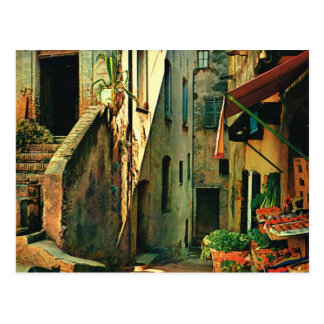 Cagnes, Alpes-Maritimes Postcard